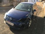 VW GOLF PLUS 1.6 AUTO BLF HLP CATALYTIC CONVERTOR BREAKING